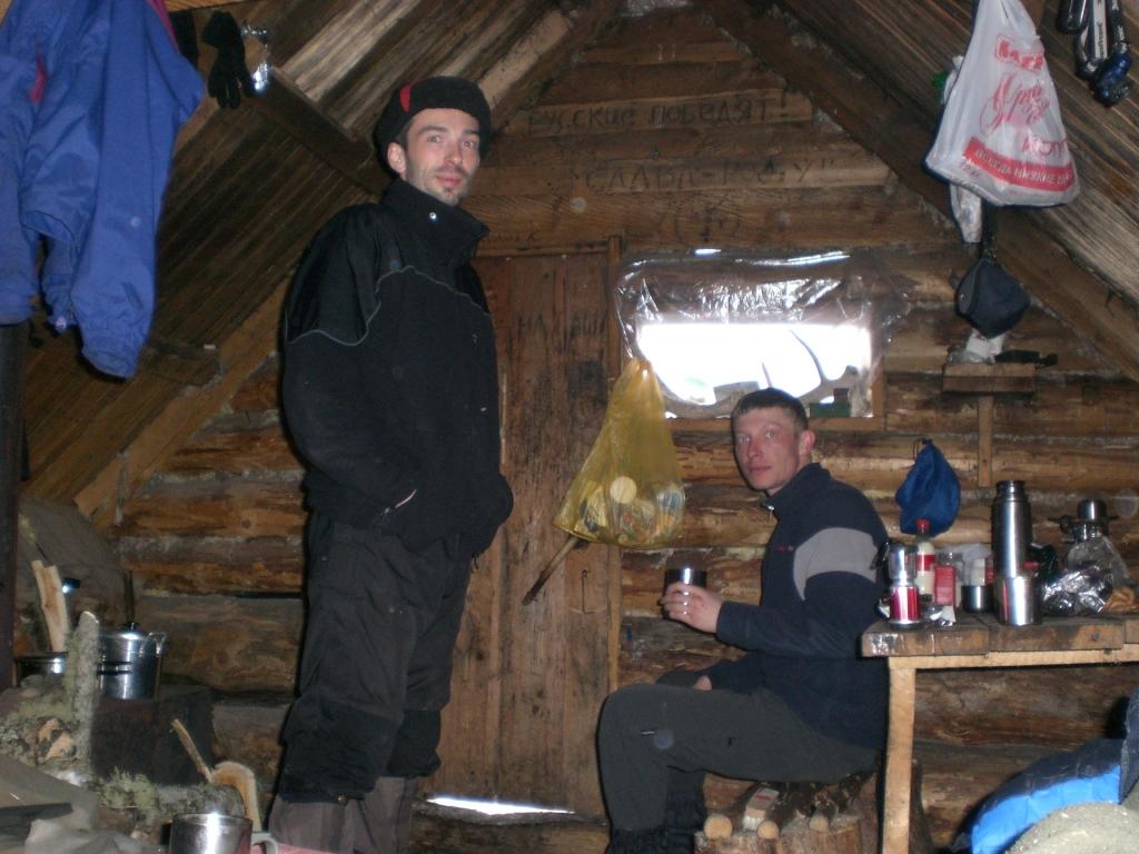 В домике на Шестакова