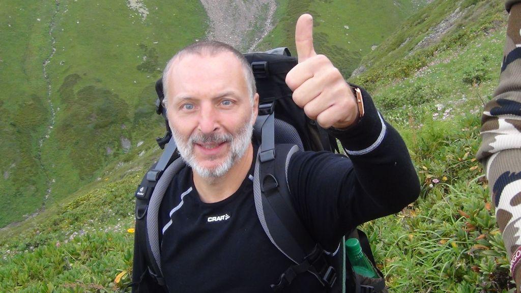 Игорь Попович. Москва