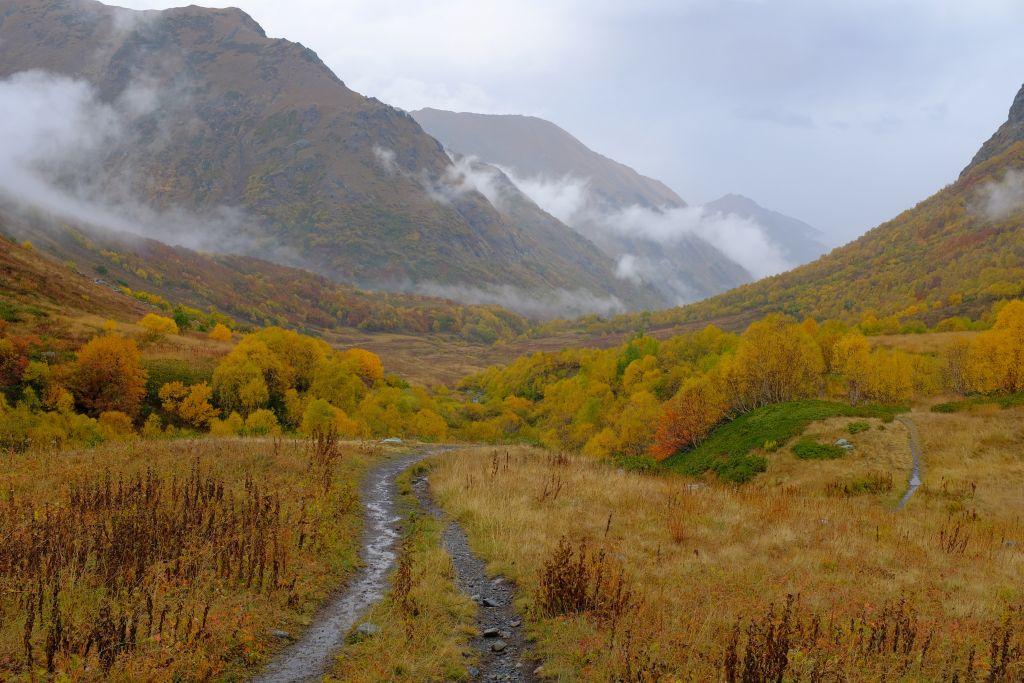Перевал Псеашха.