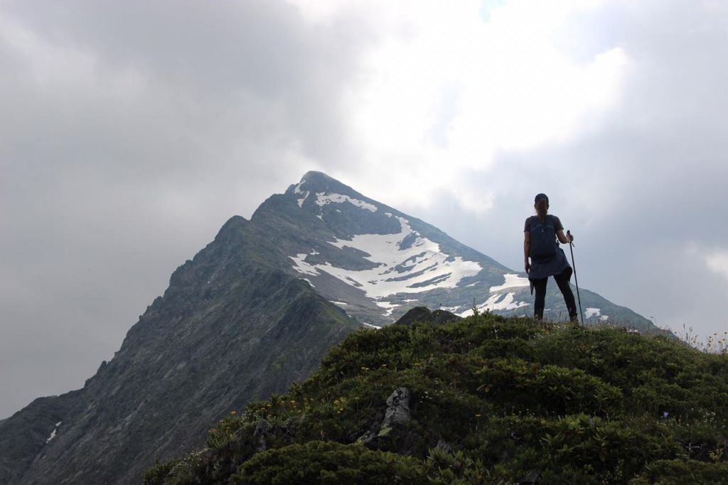 Гора Сахарная голова, массива Псеашхо