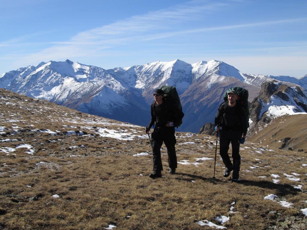 До горы Джуга осталось немного.