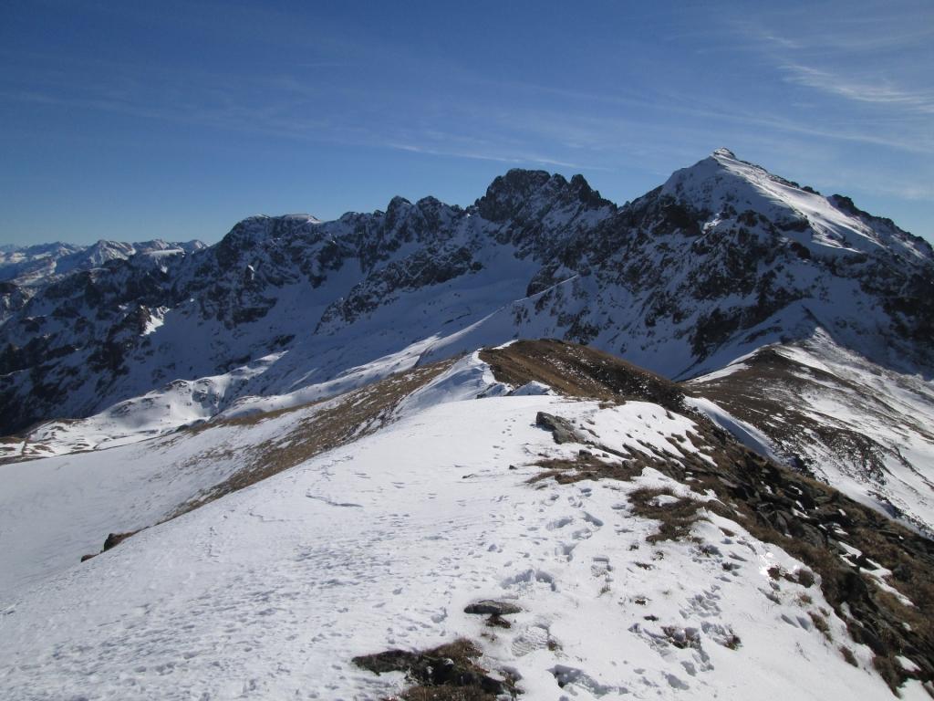 Идем на гору Малый Бамбак