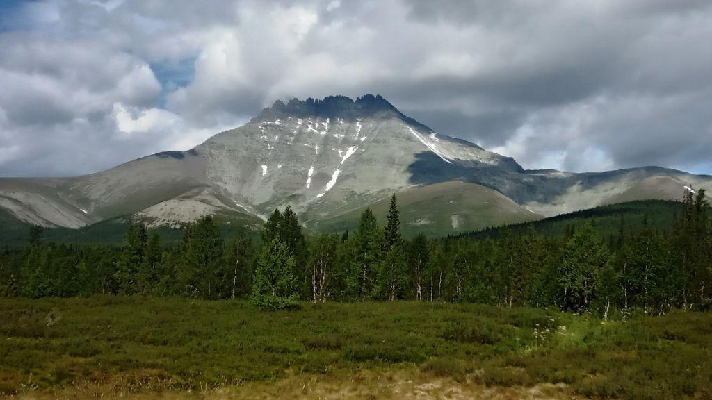 гора Манарага.