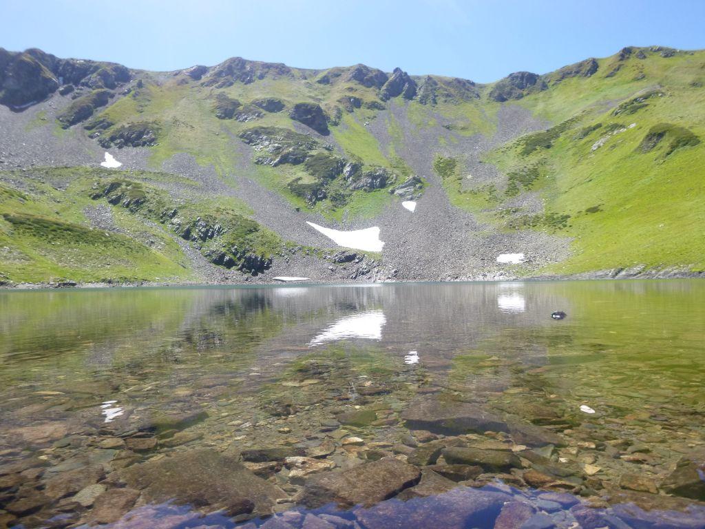 Озеро Аишха.