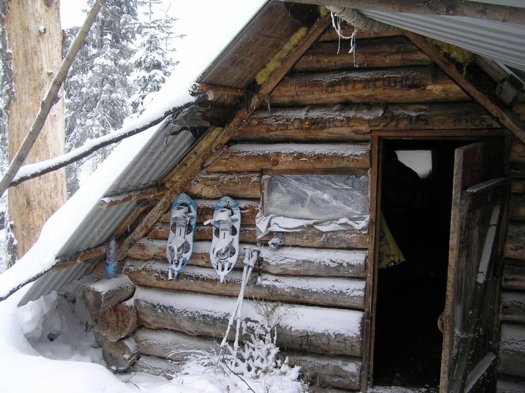 домик на поляне Шестакова